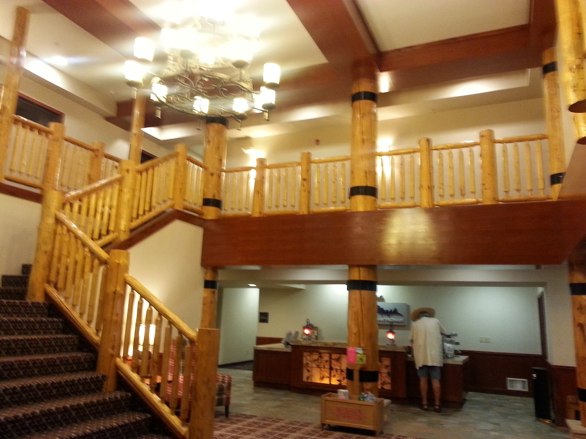 1bdm WorldMark Resort W-Yellowstone