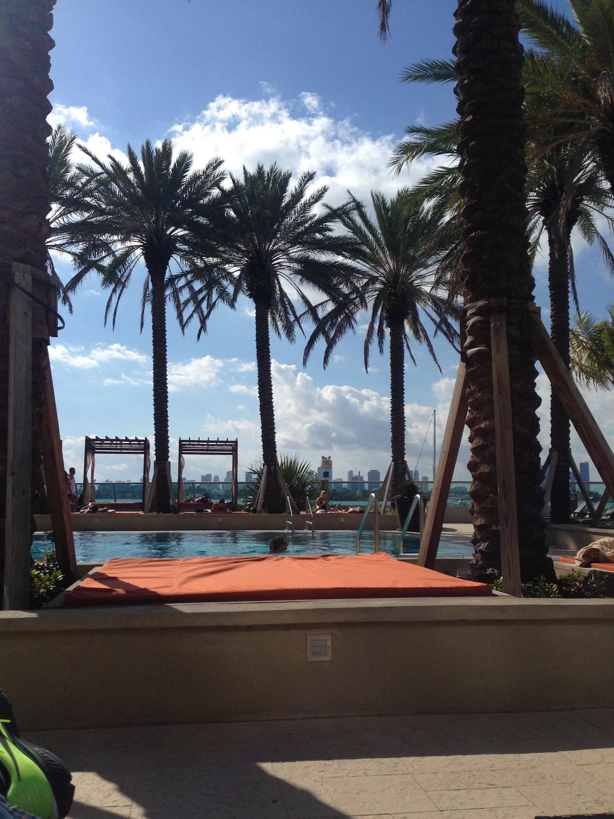 South Beach-Flamingo Resort