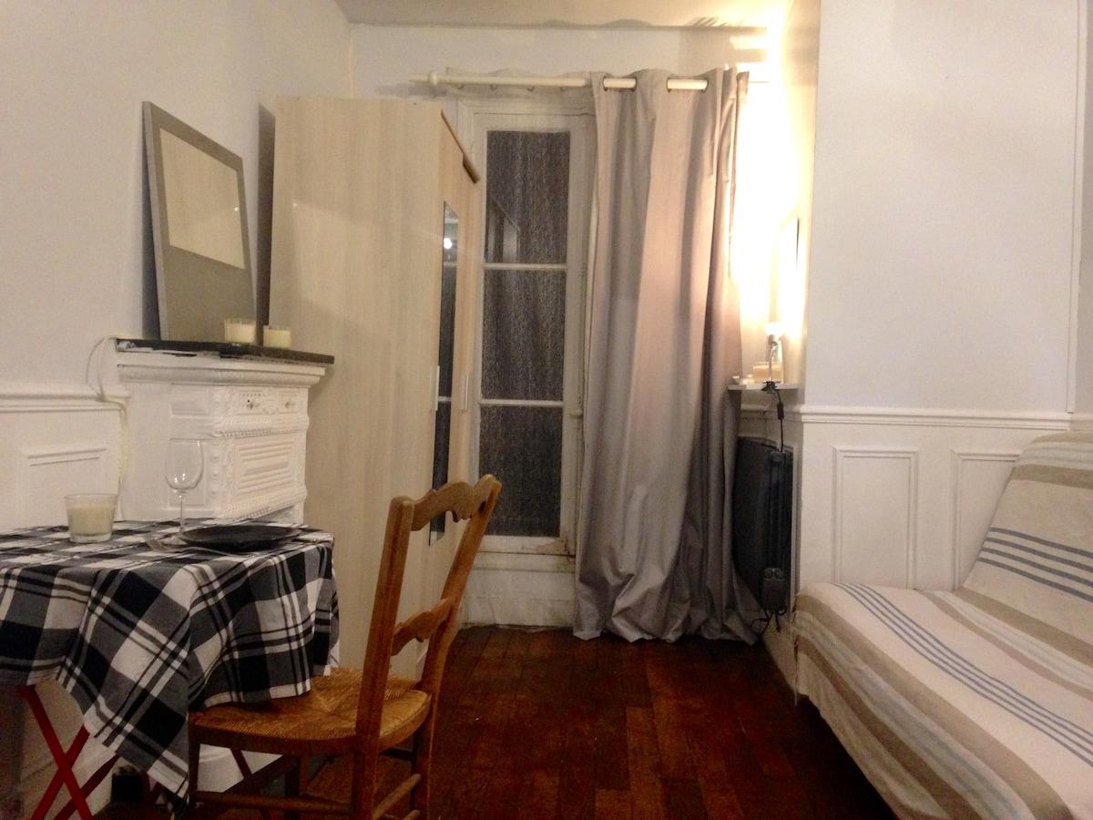 charming room in Paris