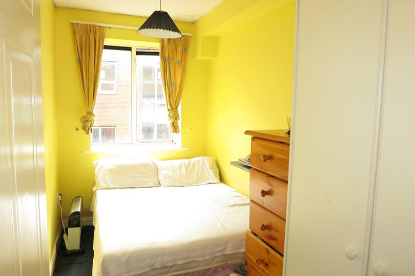 DOUBLE BED  in  Dublin City Centre!