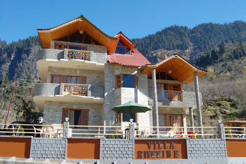 Stay on the Bank of River Beas