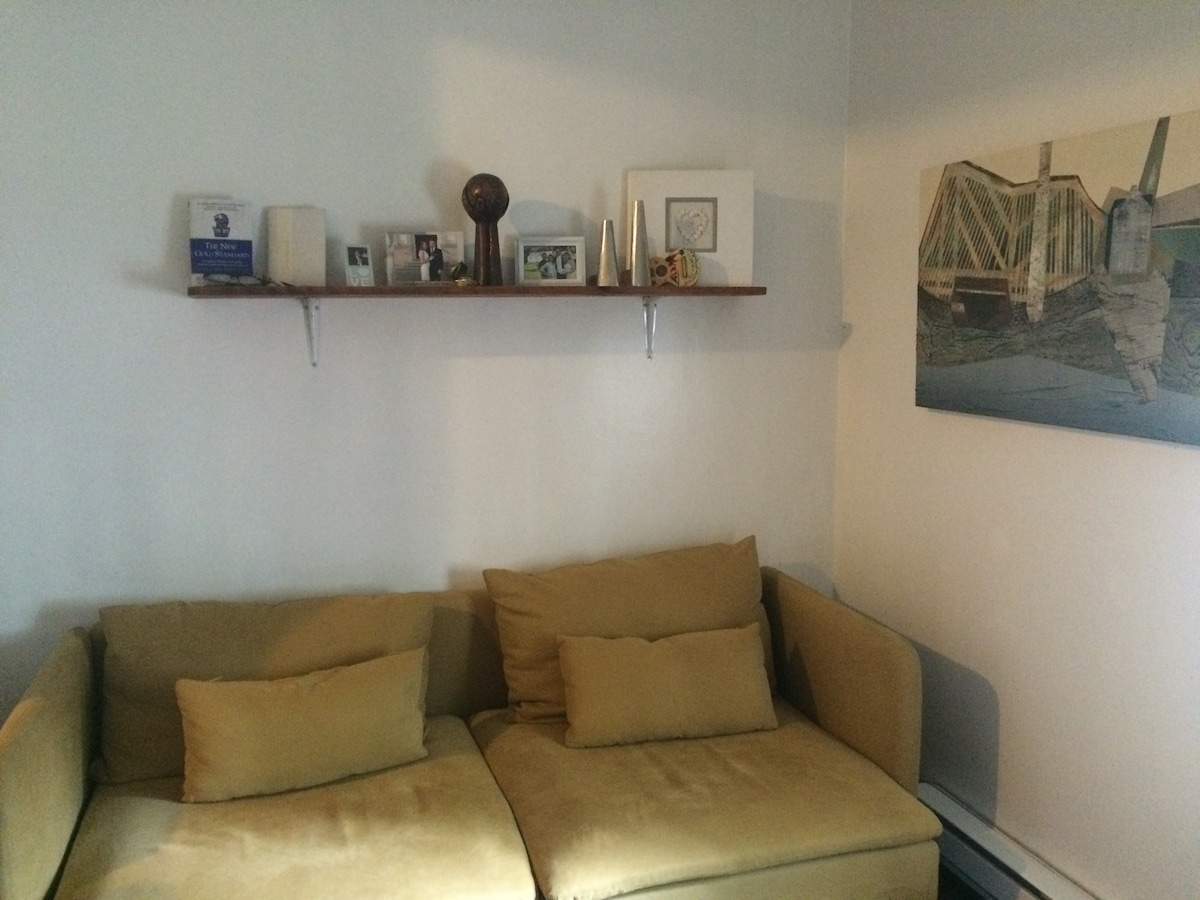 1 Bedroom Apartment/Little Italy