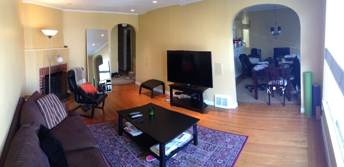 Room in Heart of Marina for 2 mo.