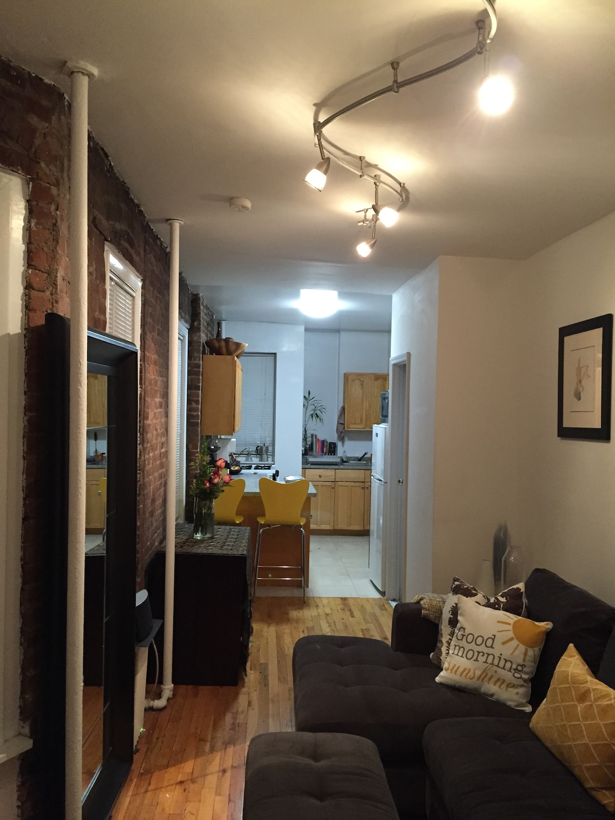 Charming Hell's Kitchen Apartment