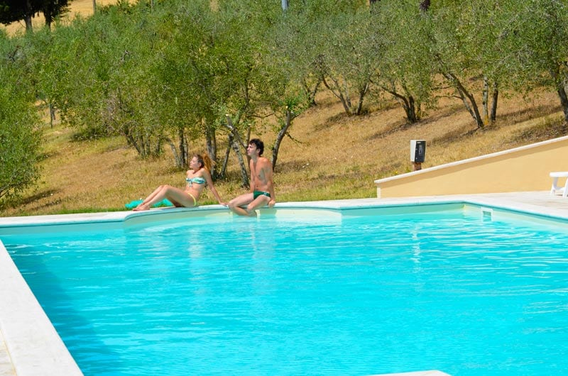 Le Ginestre casa vacanze in Toscana