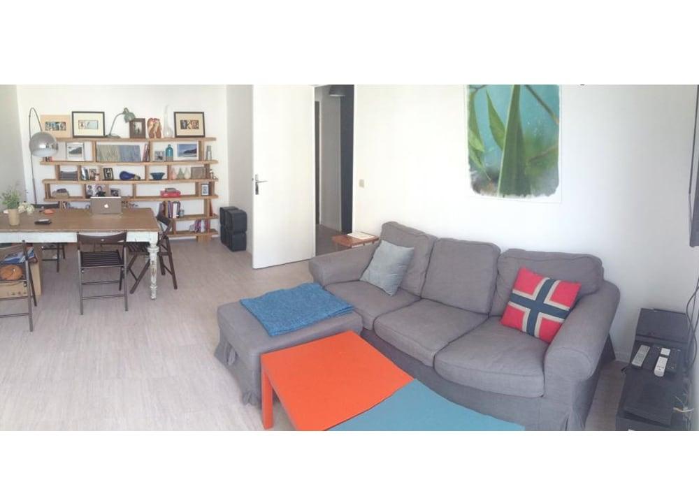 2 pièces 55 m2 Terrasse ensoleillée