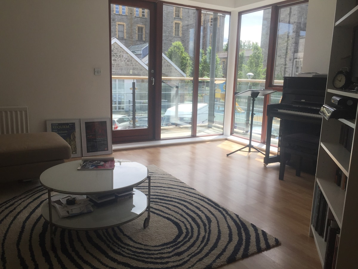 Private Double bedroom:9kms Dublin!