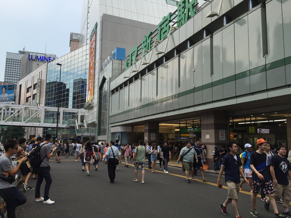 【7min】Shinjuku Private room T2-p