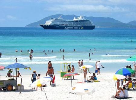 Praia do Forte - Cabo Frio
