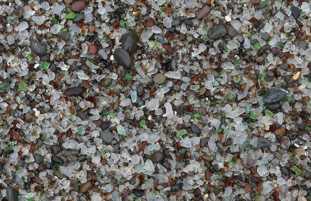 Glass beach is just 15 minutes away!