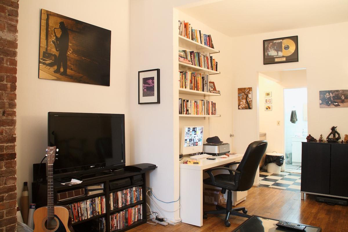 Large Studio--Heart of East Village