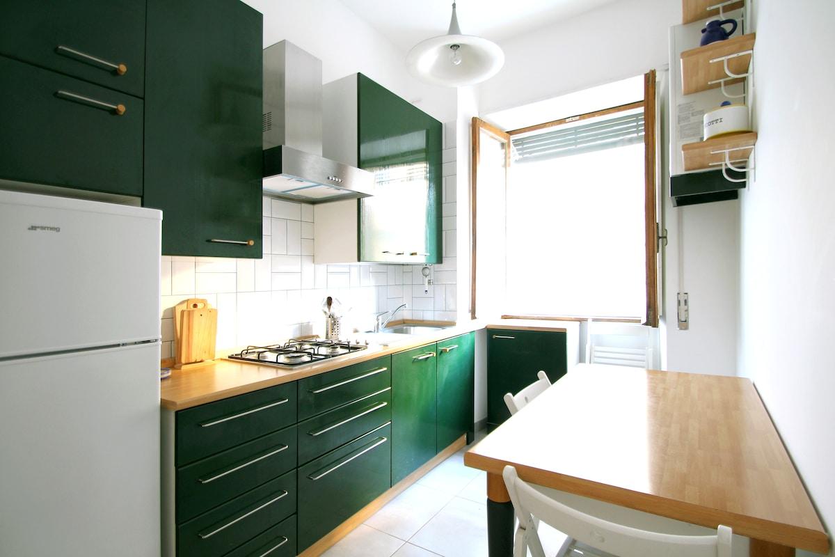 La cucina  Kitchen
