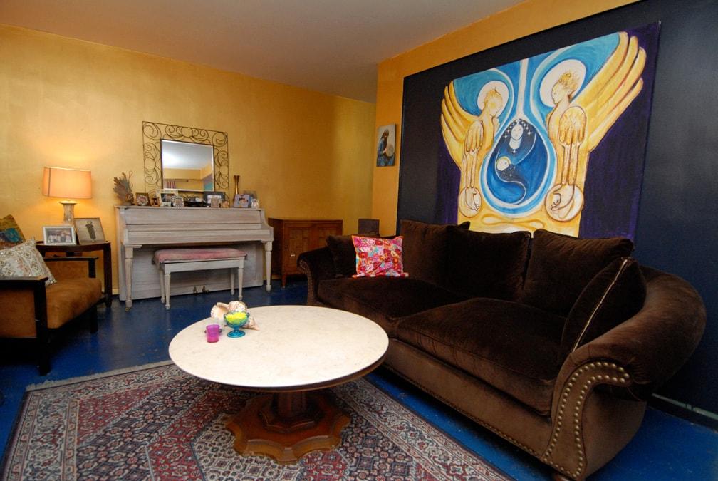 Modern Room in East Village Bohemia
