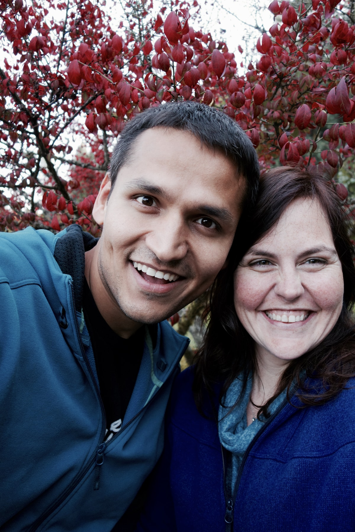 Tarun & Danelle from Seattle