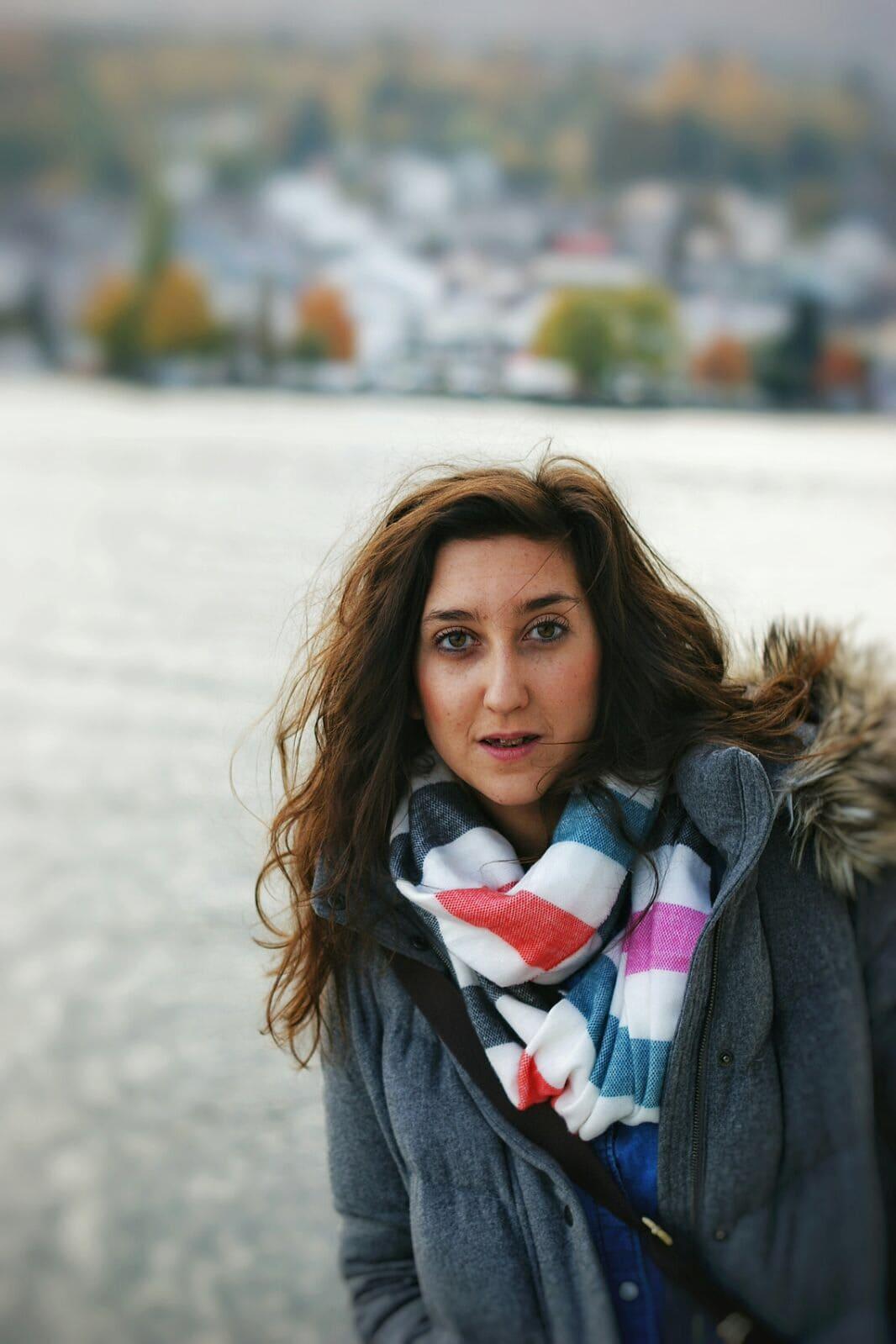Alba Alicia from Fribourg
