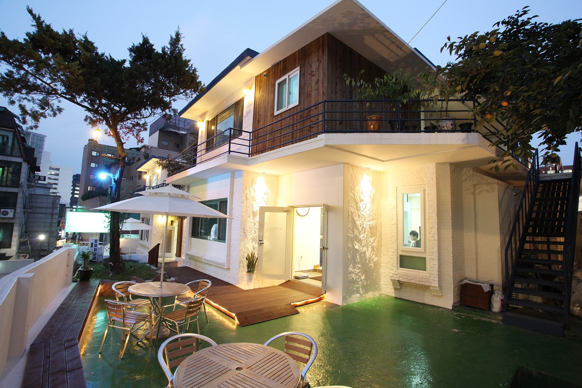 Guest House from 중구