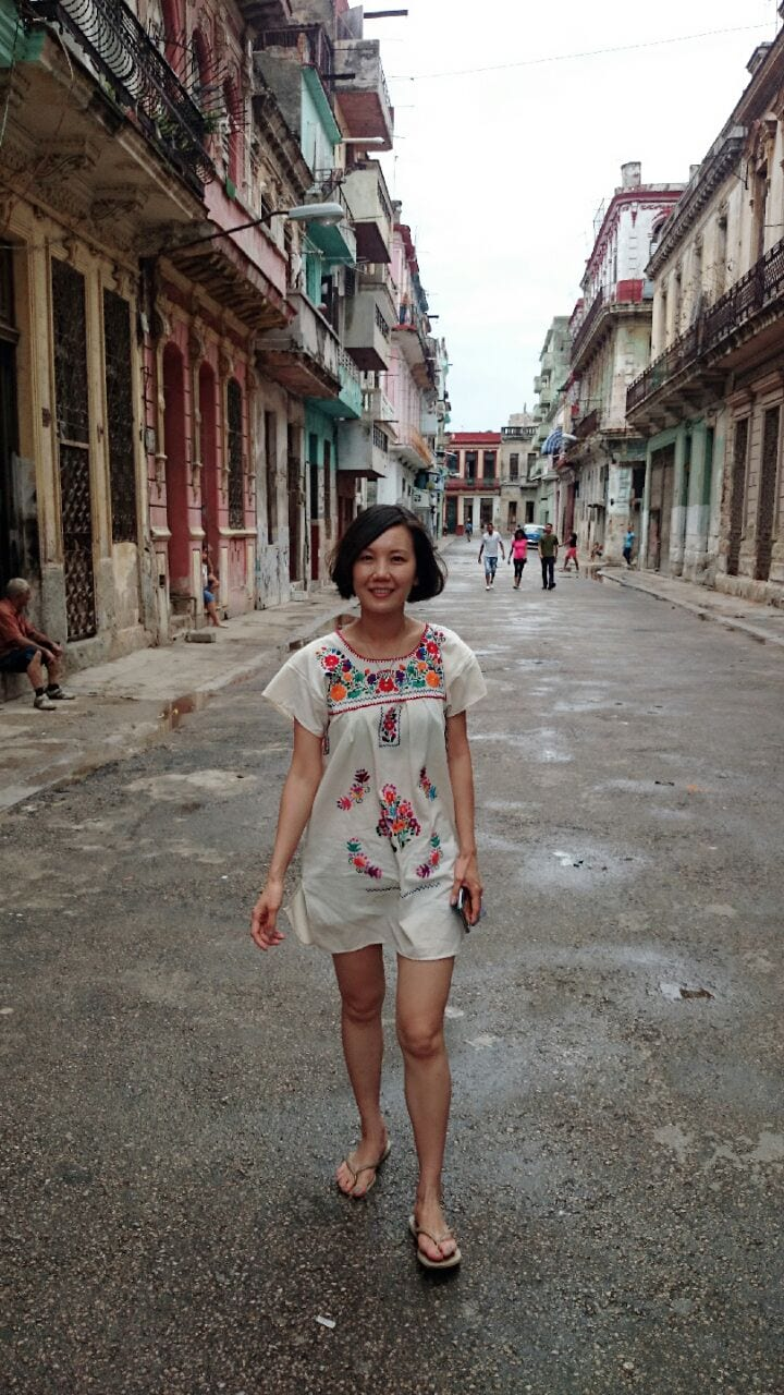Rachel from Songshan District