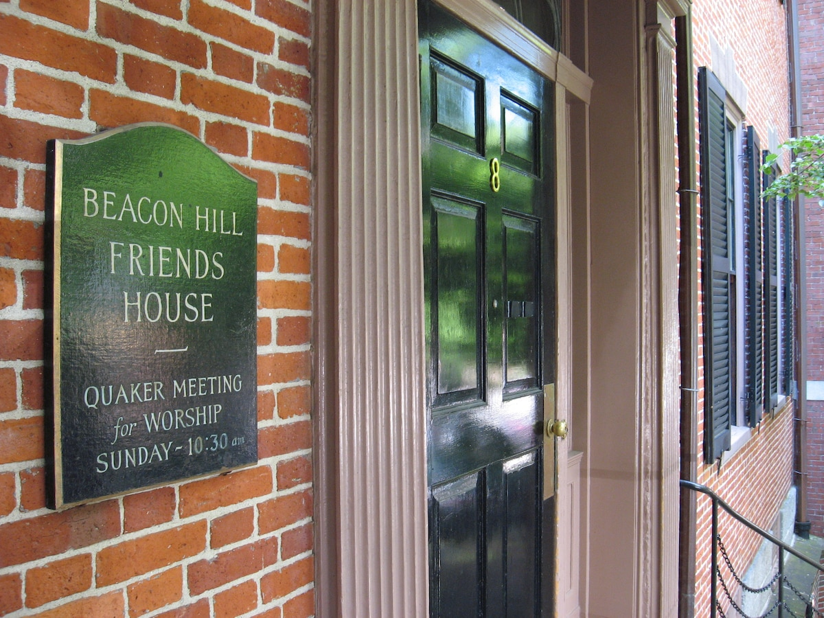 The mission of the Beacon Hill Friends House is to