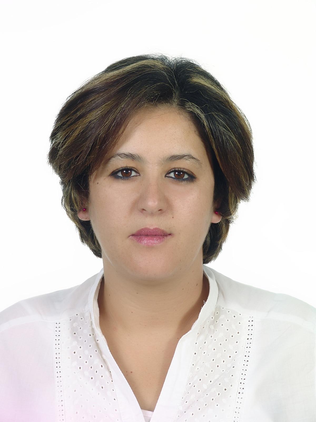 Fatima from Chefchaouen