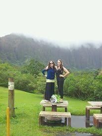 Lauren And Rachel from San Leandro