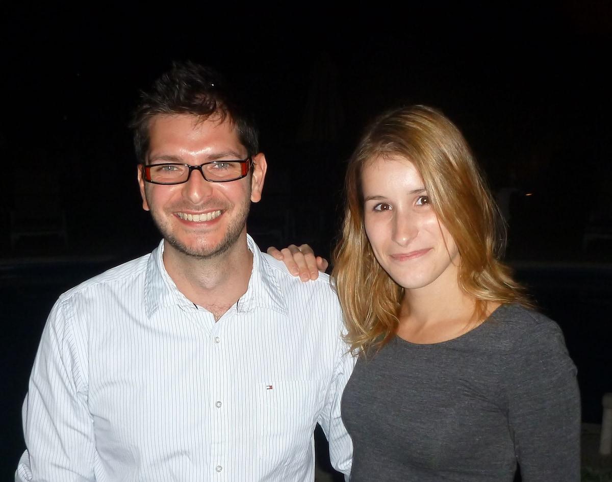 Csaba & Andrea