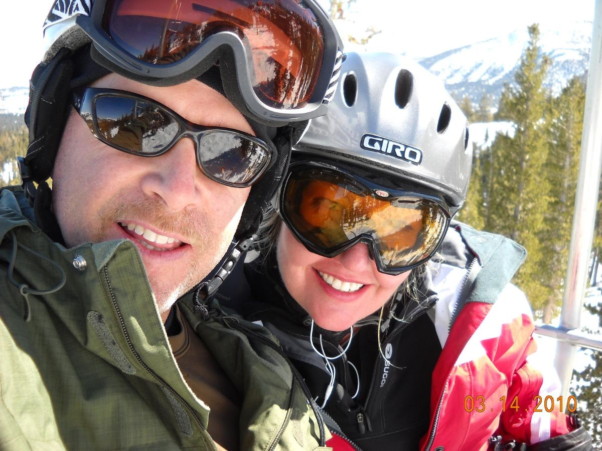 Ed and Janette. 
