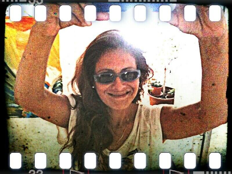 Silvia from Alicante
