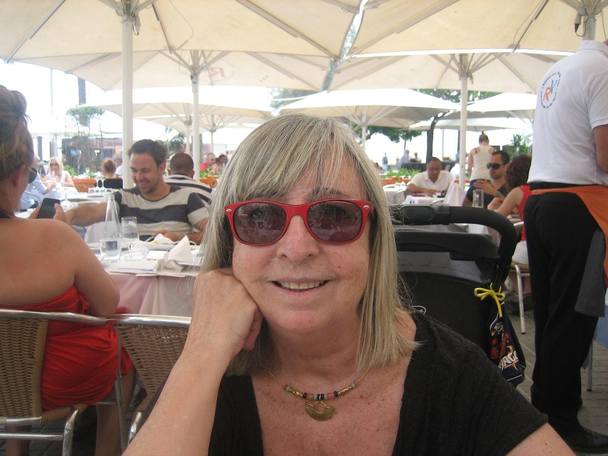 Alícia from Barcelona