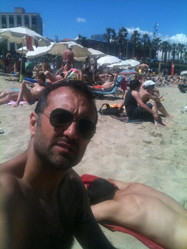 Oscar from Barcelona