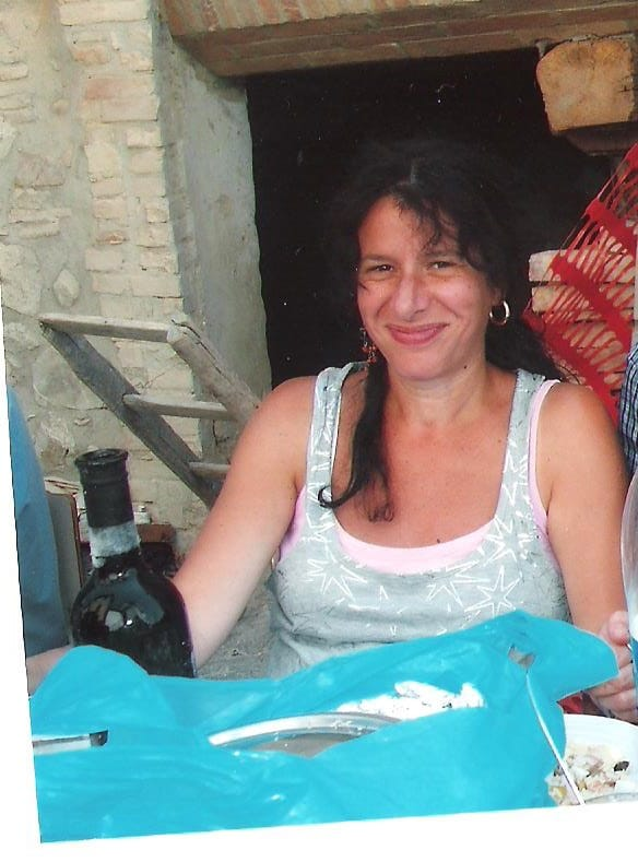 Paola from Allerona