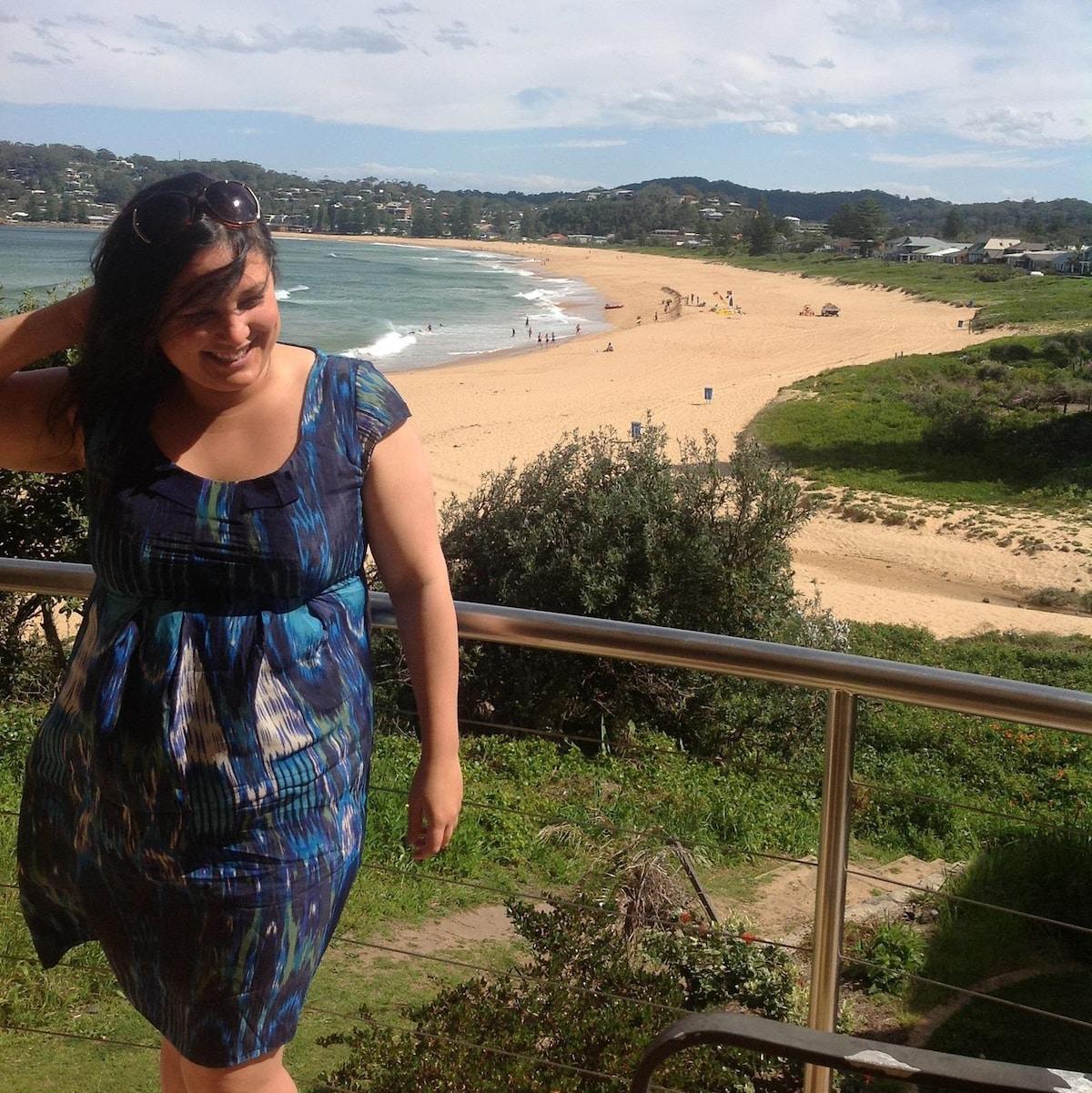 Katie From Kirribilli, Australia