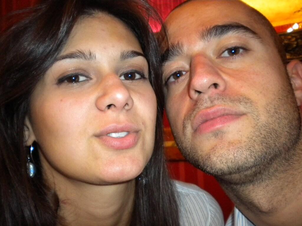 Daniele & Alessandra from Letojanni