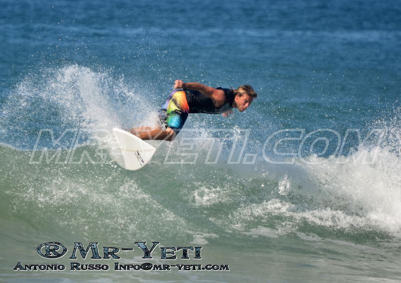 Nicolo From Santa Teresa Beach, Costa Rica