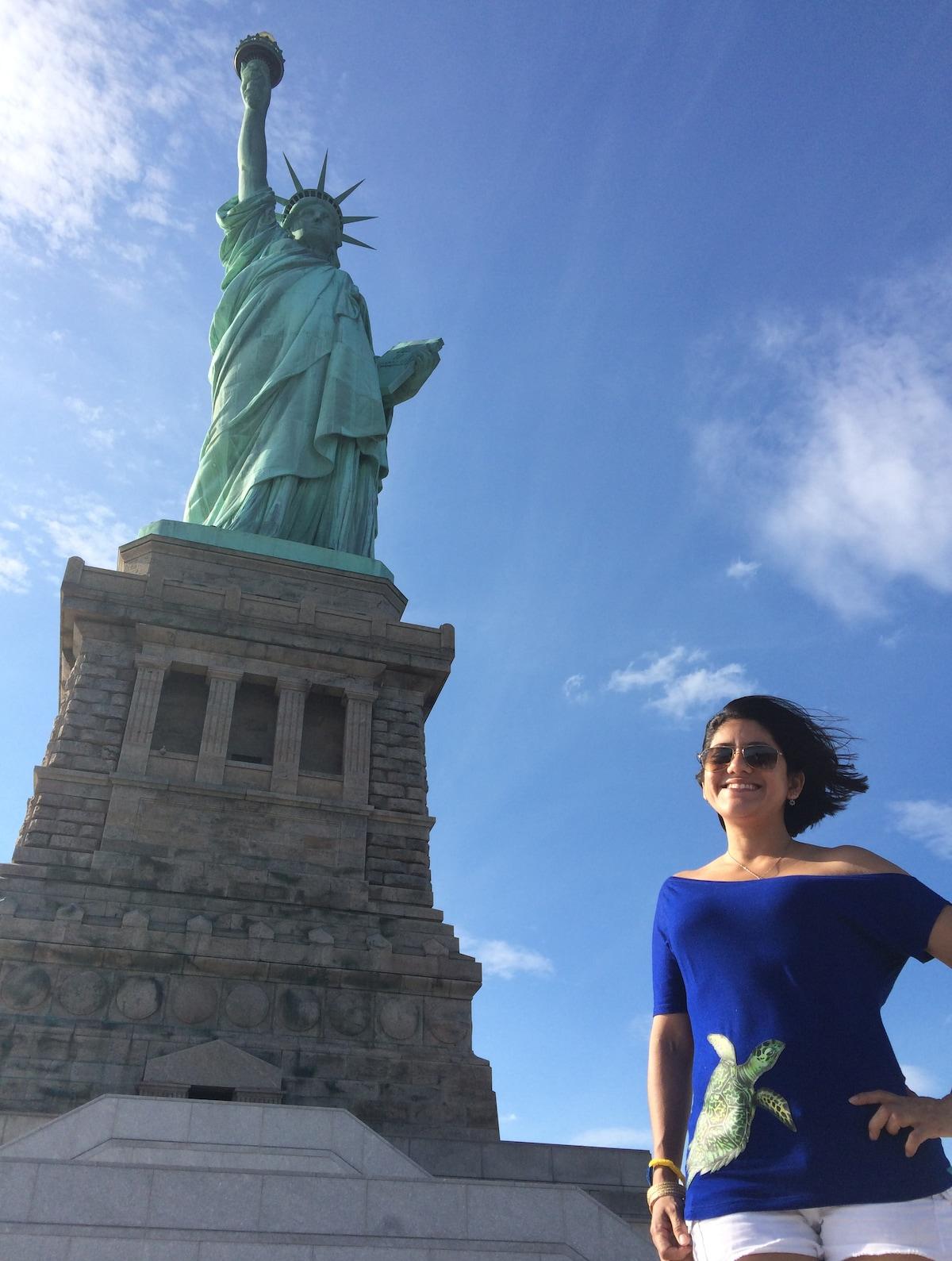 Monica from New York
