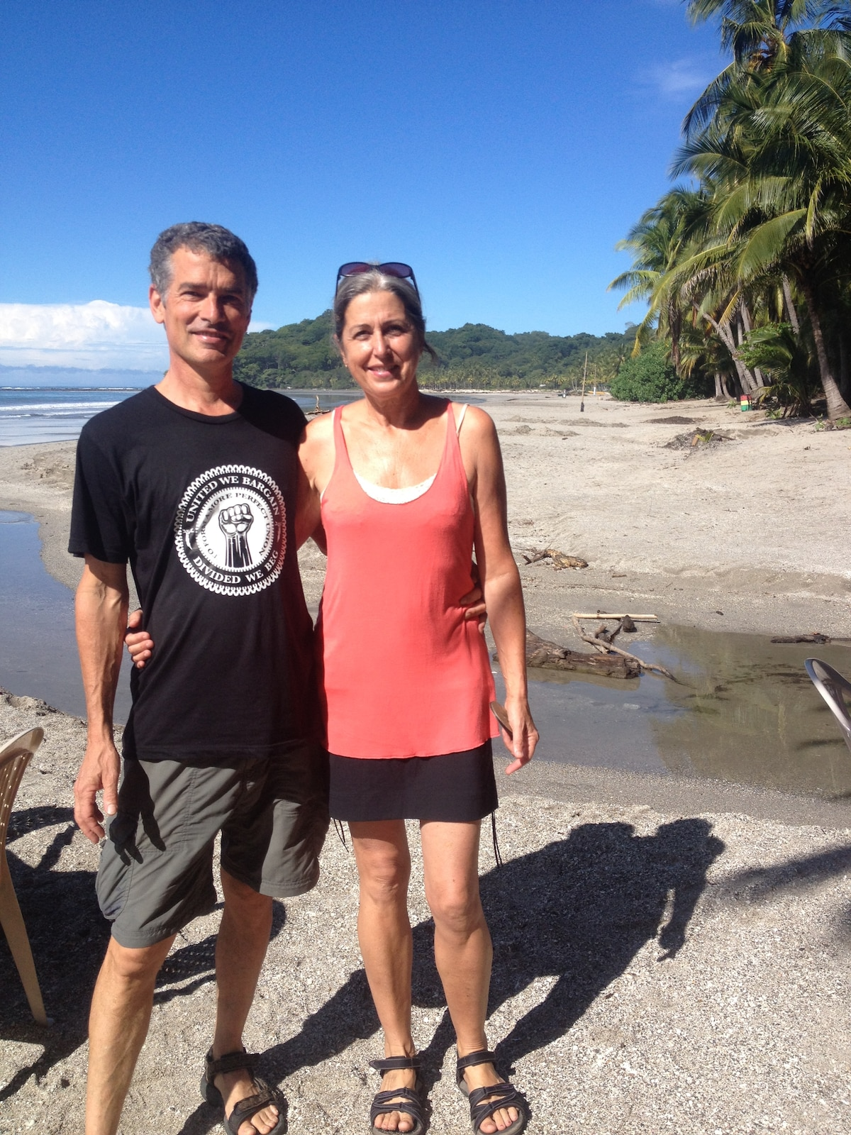 Andy & Linda From San Carlos, Costa Rica