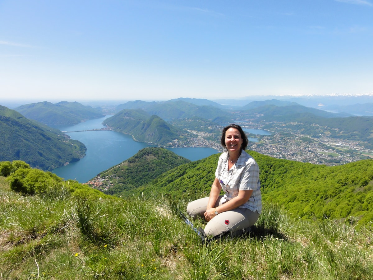 Monika From Brissago, Switzerland