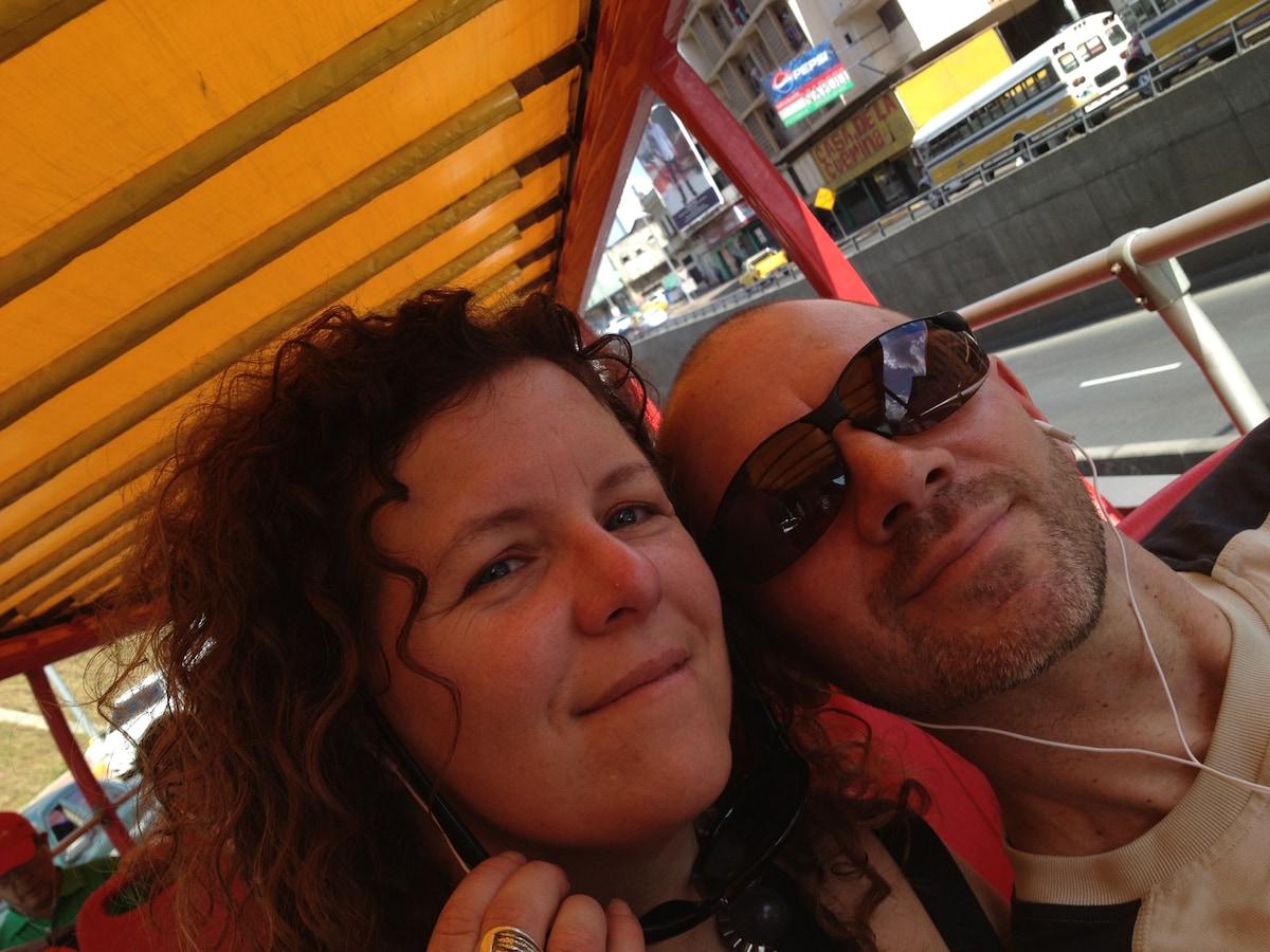 Paul Kralik & Jennifer Hicks from Toronto