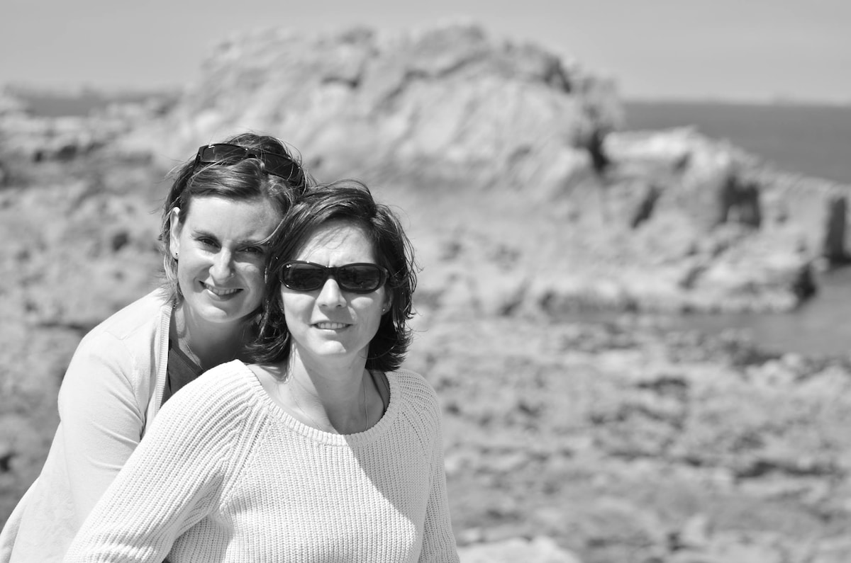Cathy & Sandrine