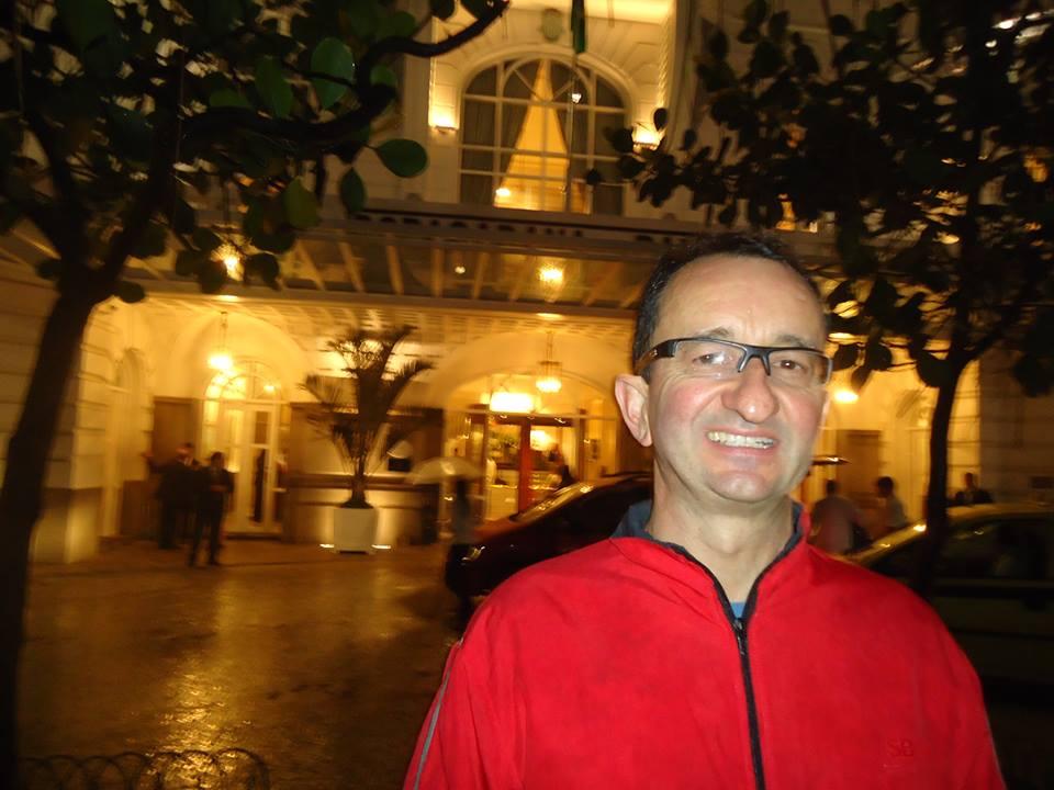 Marcos Antonio from Curitiba
