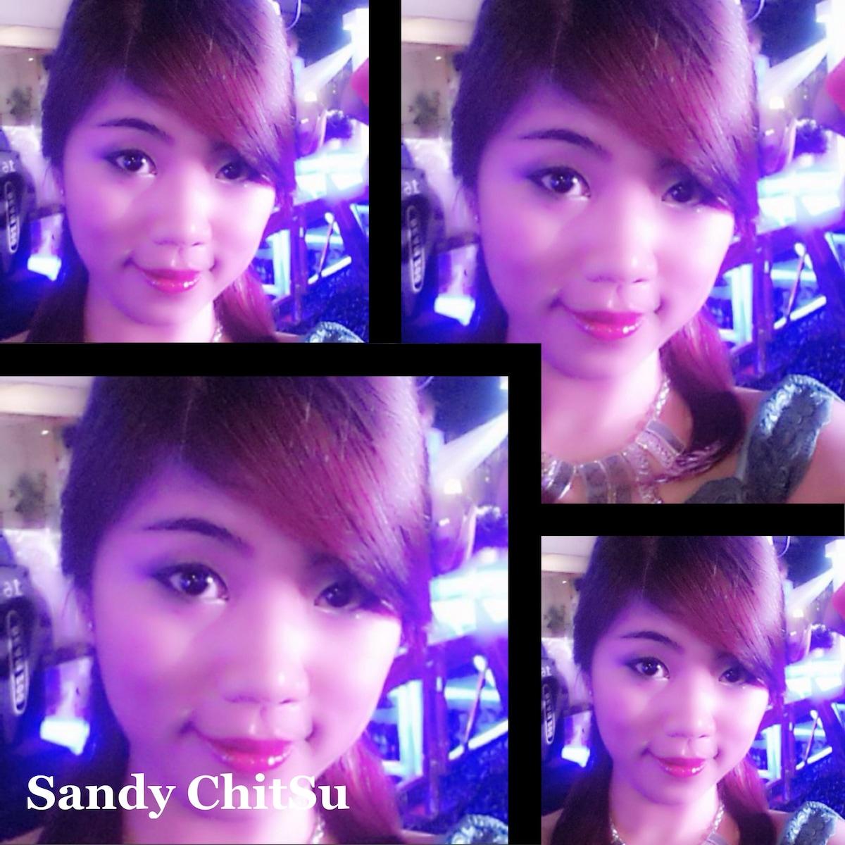 Sandy from Yangon