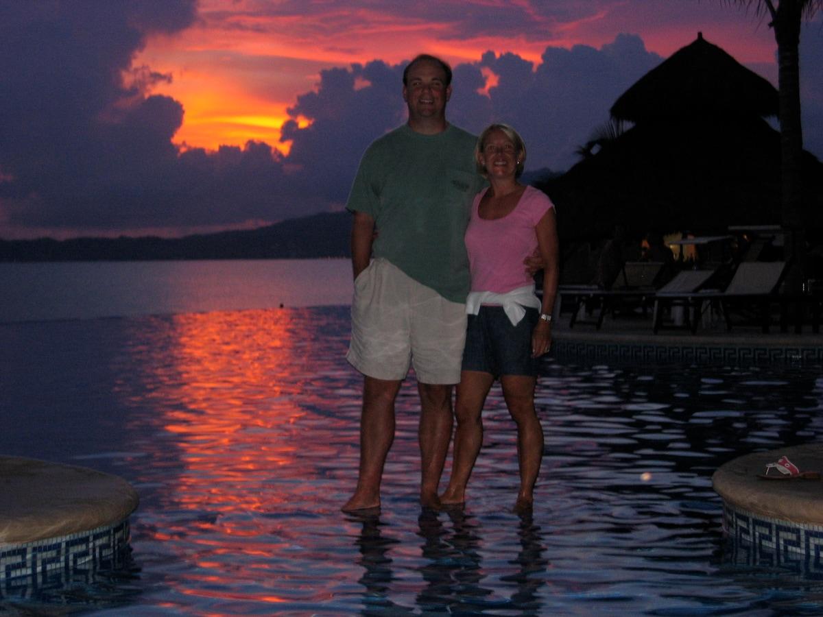 Matt & Melisa from Nuevo Vallarta