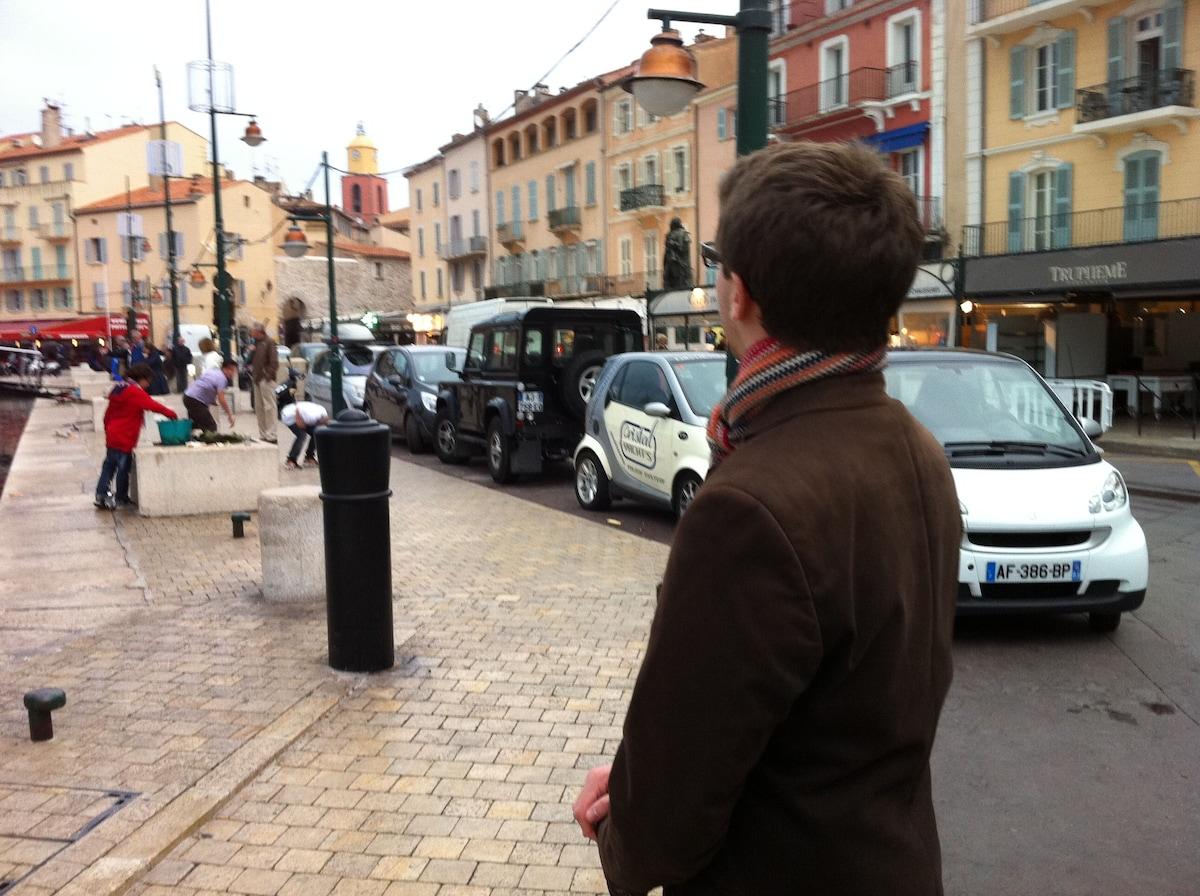 Emmanuel From Saint-Tropez, France