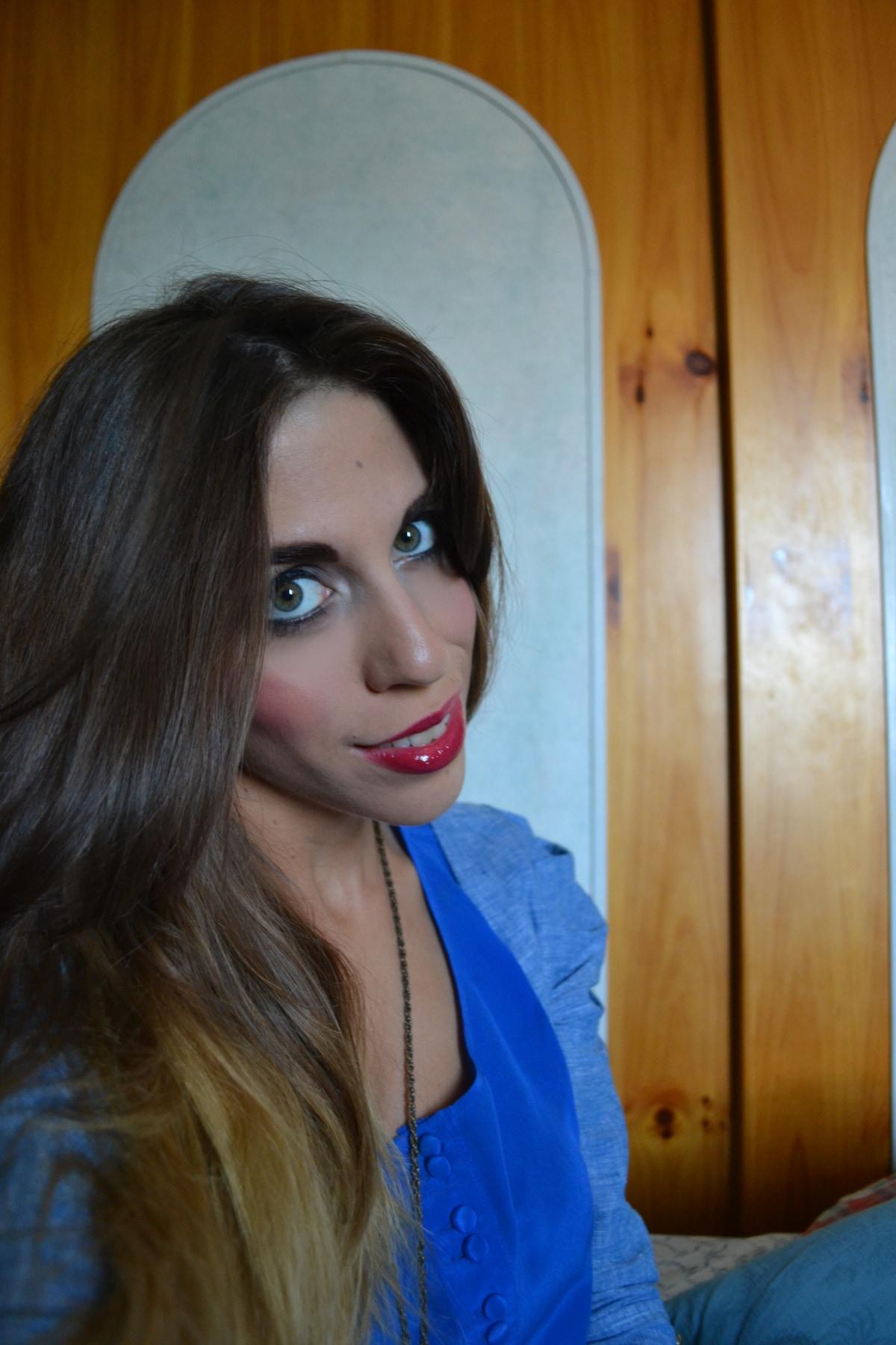 Noemi from Taormina