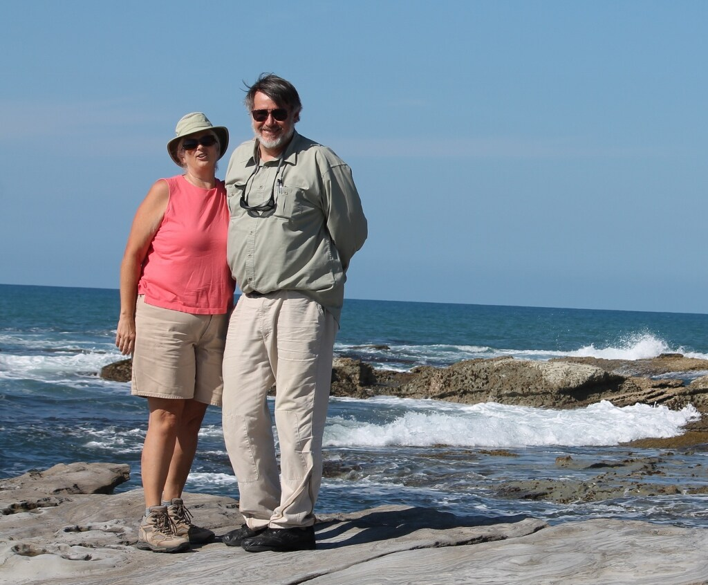 Jim & Susan from Ruakituri