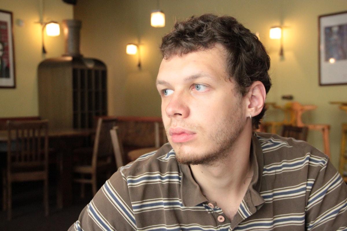 Kirill from Saint Petersburg