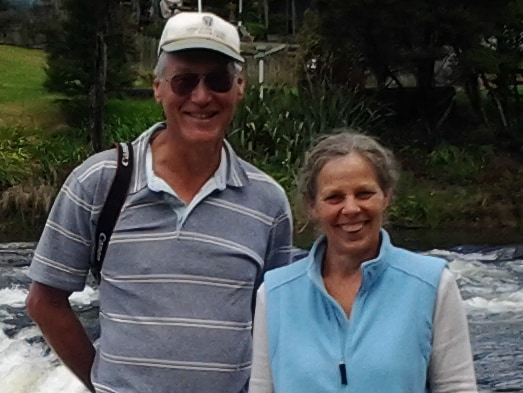 Frits And Brenda from Opua