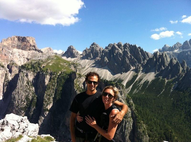Valentina & Andrea from Rome