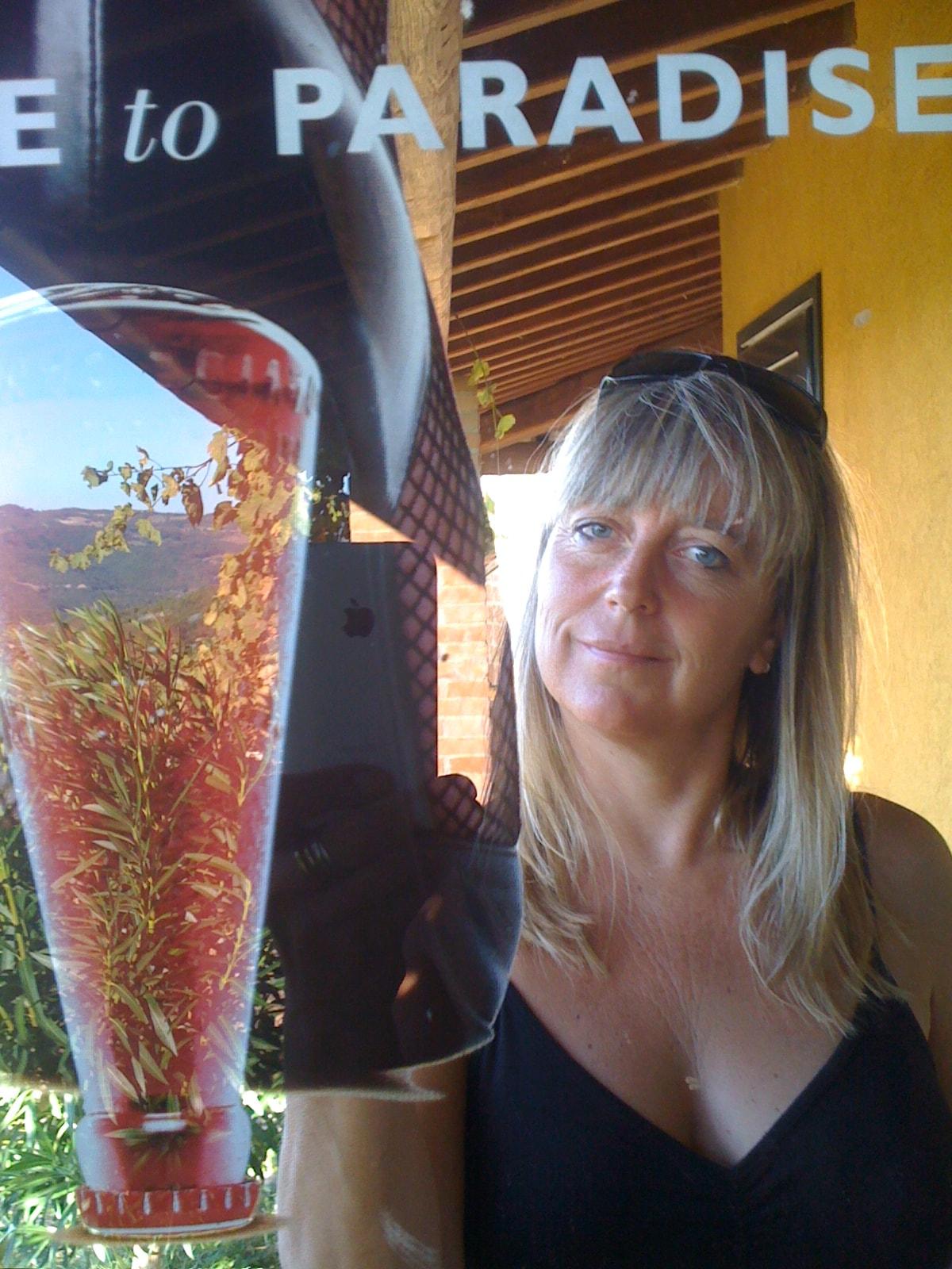 Caroline from Perugia