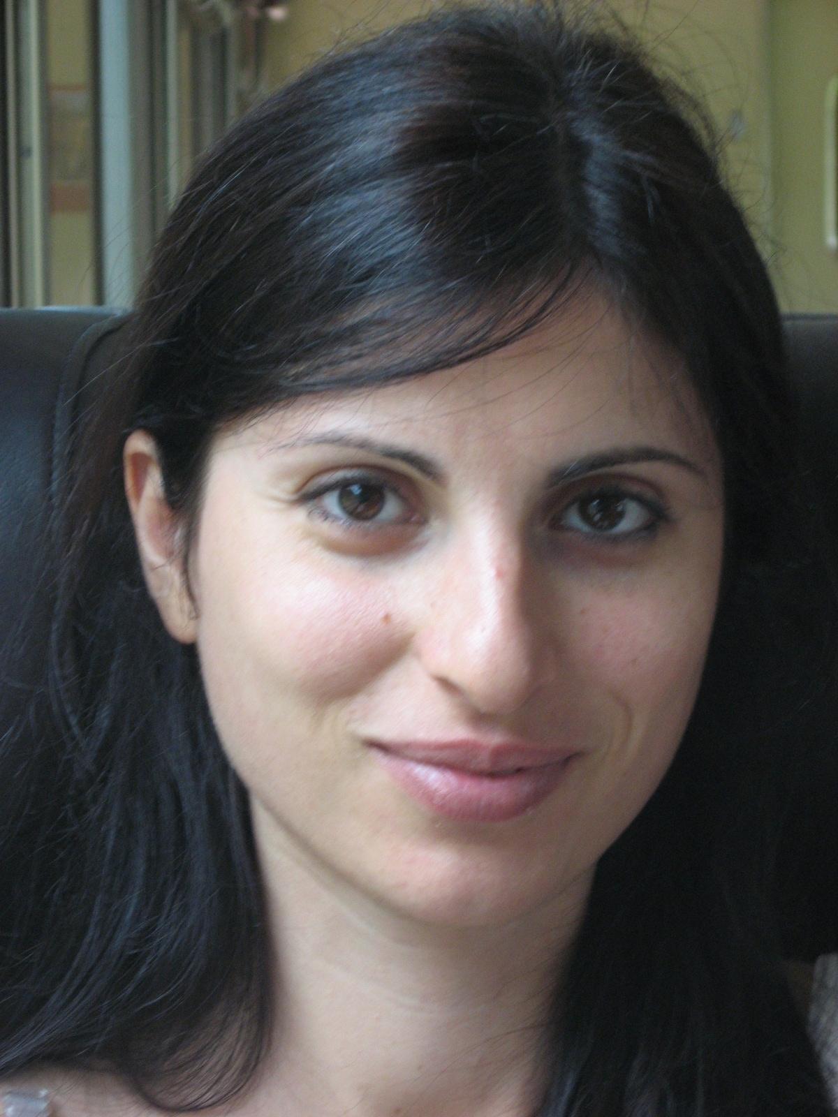 Chiara from Monte Compatri