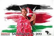 Doris from Nairobi